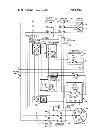 Patent US3965692  Refrigeration control circuit  Google