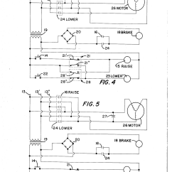 Electric Motor Capacitor Wiring Diagram 2001 Saturn Sc2 Ignition Patent Us3971971 - Hoist Control And Braking System Google Patents