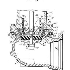 Basic Fire Hydrant Diagram Asco 24vdc Solenoid Valve Wiring Patent Us3980097 With Drain And