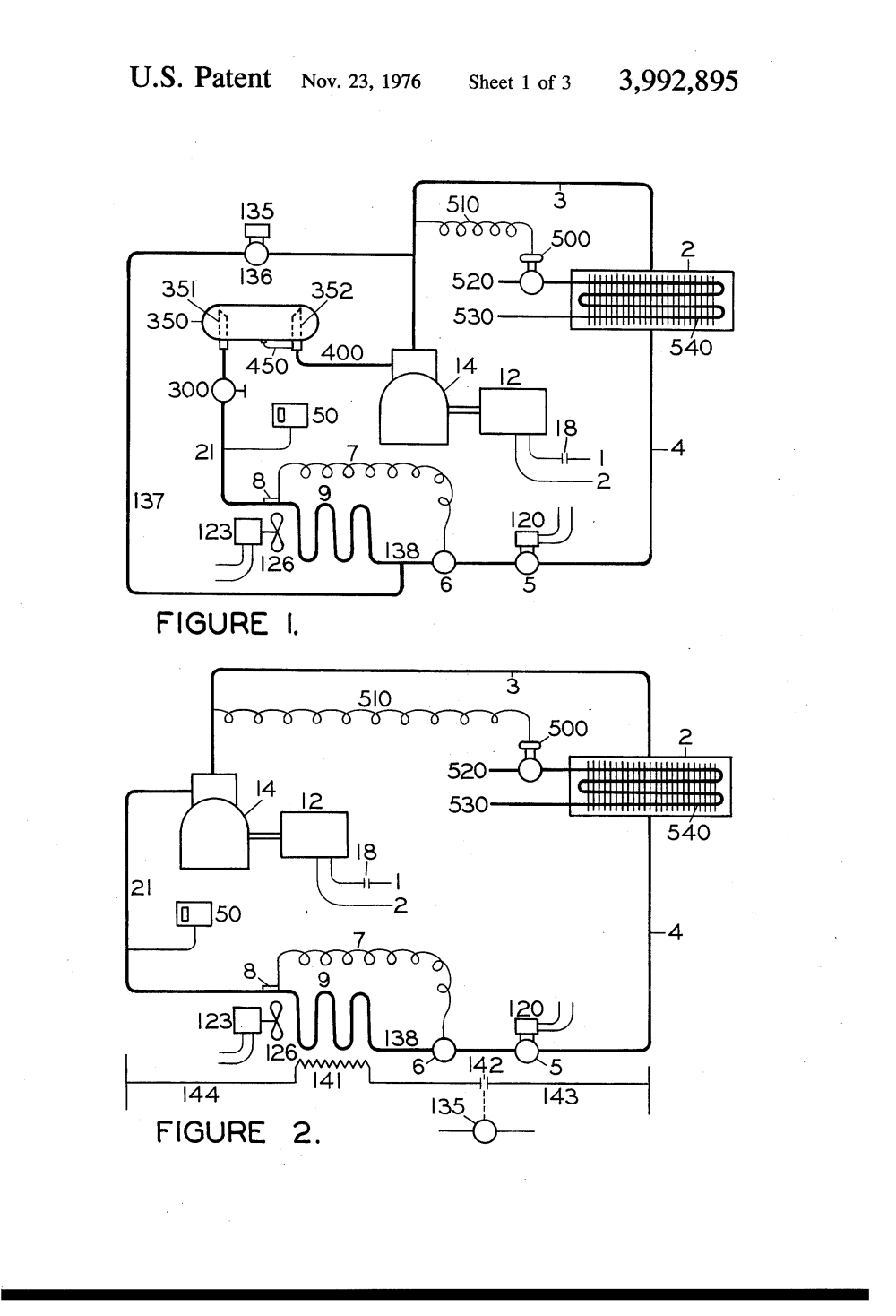medium resolution of defrost controls for refrigeration systems google patents