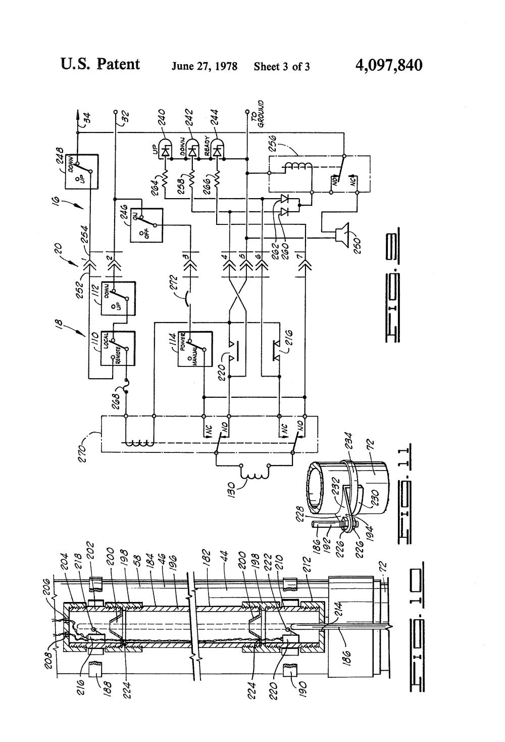 medium resolution of 5th wheel landing gear switch wiring diagram 44 wiring trailer jack foot lippert jack motor