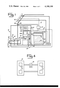 Patent US4190199 - Combination heating system including a ...