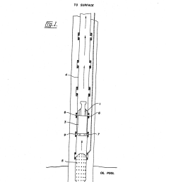 patent us4237980 check valve for fluid producing wells googledresser 8 check valve diagram 19 [ 2320 x 3408 Pixel ]