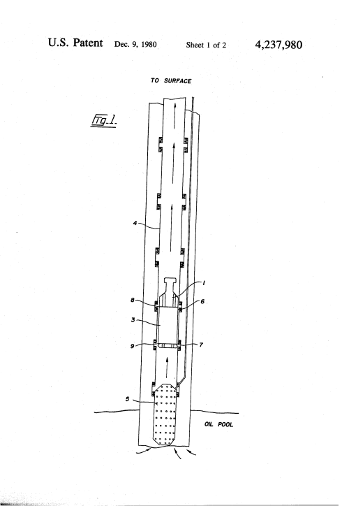 small resolution of patent us4237980 check valve for fluid producing wells googledresser 8 check valve diagram 19