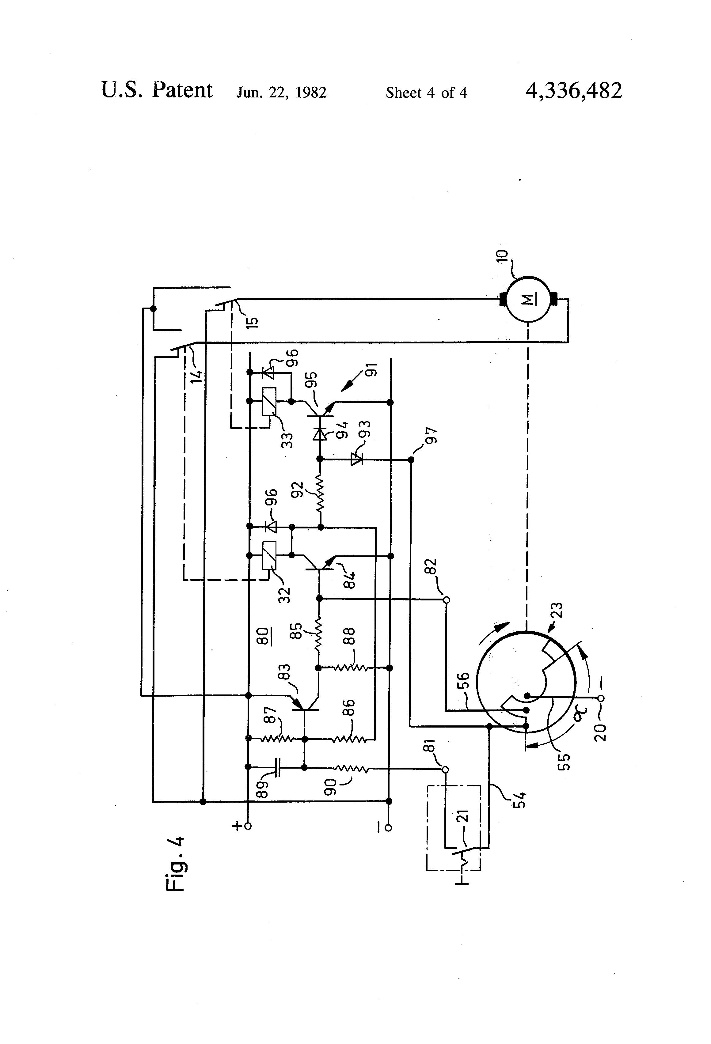 US4336482 4?resize=665%2C977 valeo wiper motor wiring diagram the best wiring diagram 2017 valeo wiper motor wiring diagram at gsmx.co