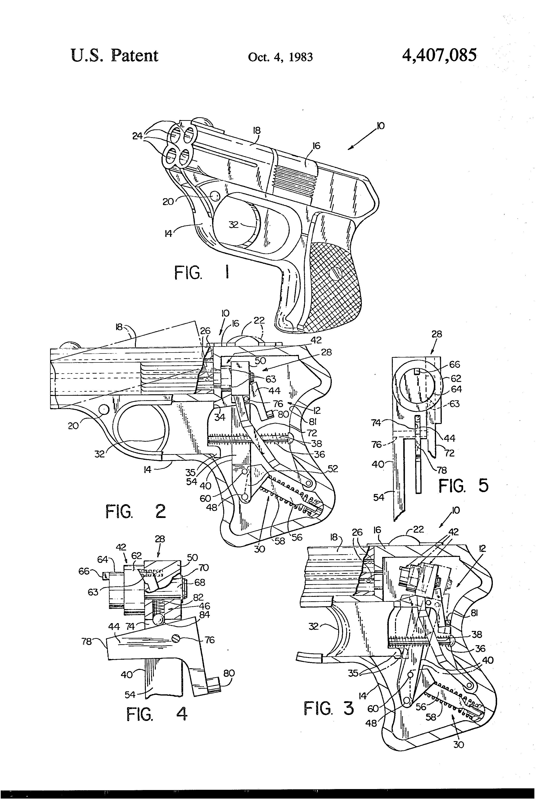 Homemade Derringer Pistol | Wiring Diagram Database