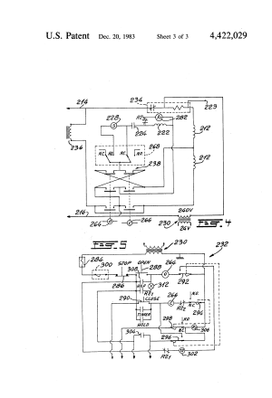 Patent US4422029  Instant reverse control circuit for a
