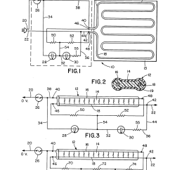 Electric Blanket Wiring Diagram Modine Heater Patent Us4436986 Safety Circuit