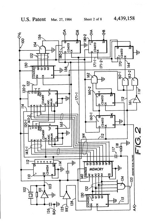 small resolution of patent us4439158