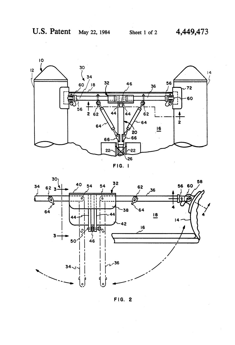 medium resolution of brevet us4449473 inflatable boat with demountable transom google brevets