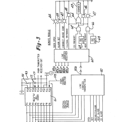 Electric Garage Door Opener Wiring Diagram Australian Single Light Switch Patent Us4464651 Home Security And Operator