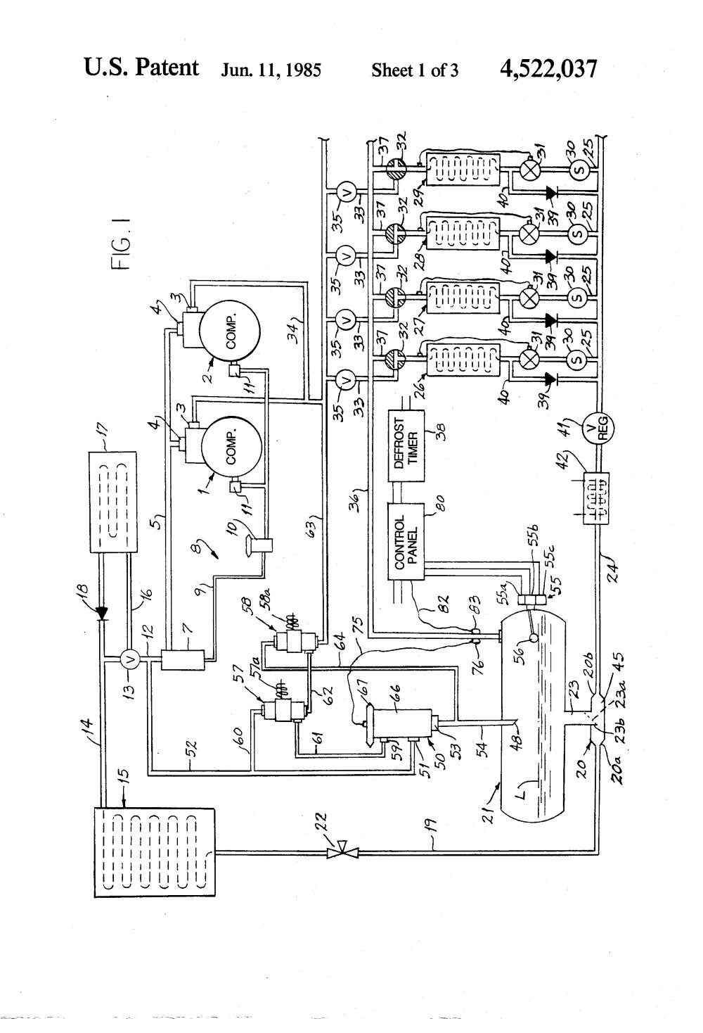 medium resolution of diagram of evaporators in refrigeration system evaporator wiring diagrams heatcraft evaporator wiring diagram