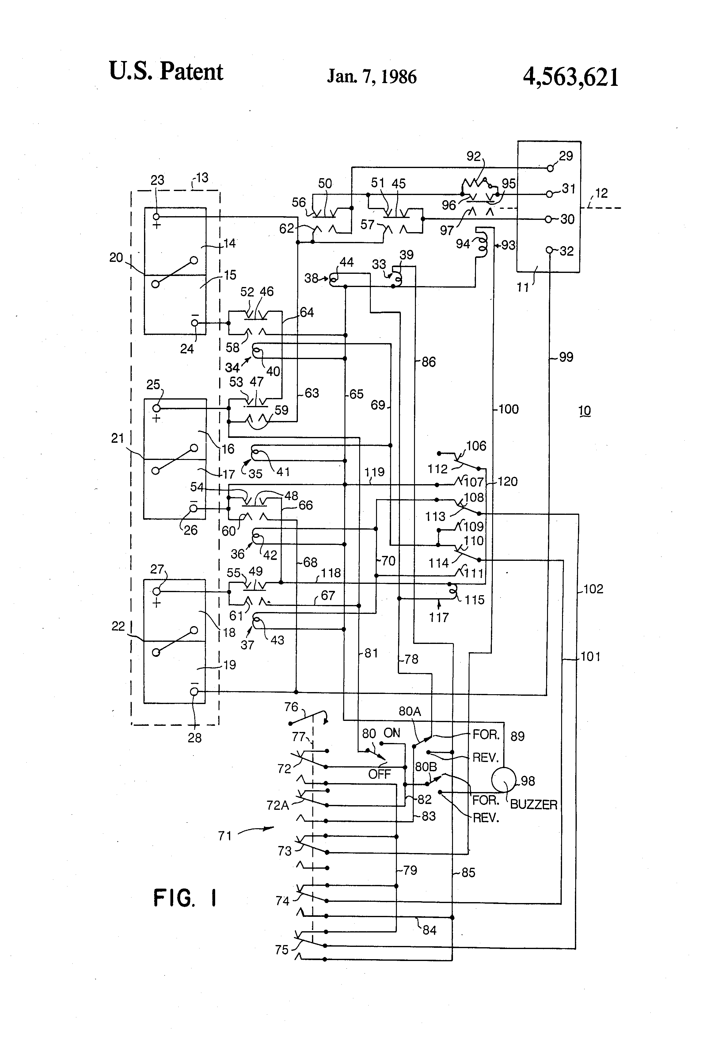 48 Volt Battery Schematic