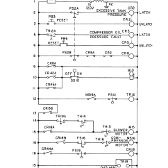 Ladder Wiring Diagram 3 Phase Plug Colours Patent Us4576552 Air And Water Volume Control Apparatus