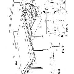 Sofa Bed Mechanism Billig Brugt Til Salg Patent Us4586205 Sleeper Having A Removable