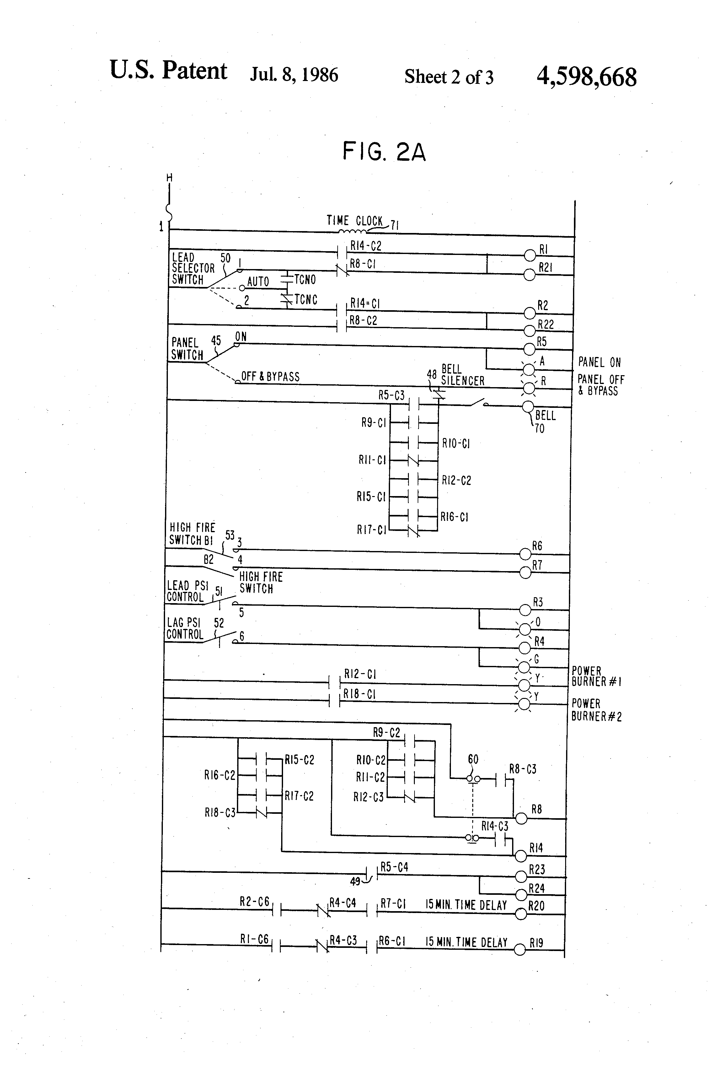 Boiler Control Panel Wiring Diagram : 35 Wiring Diagram