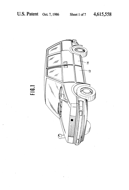 small resolution of patent us4615558 installation structure for striker of door lock mechanism in center google patenten