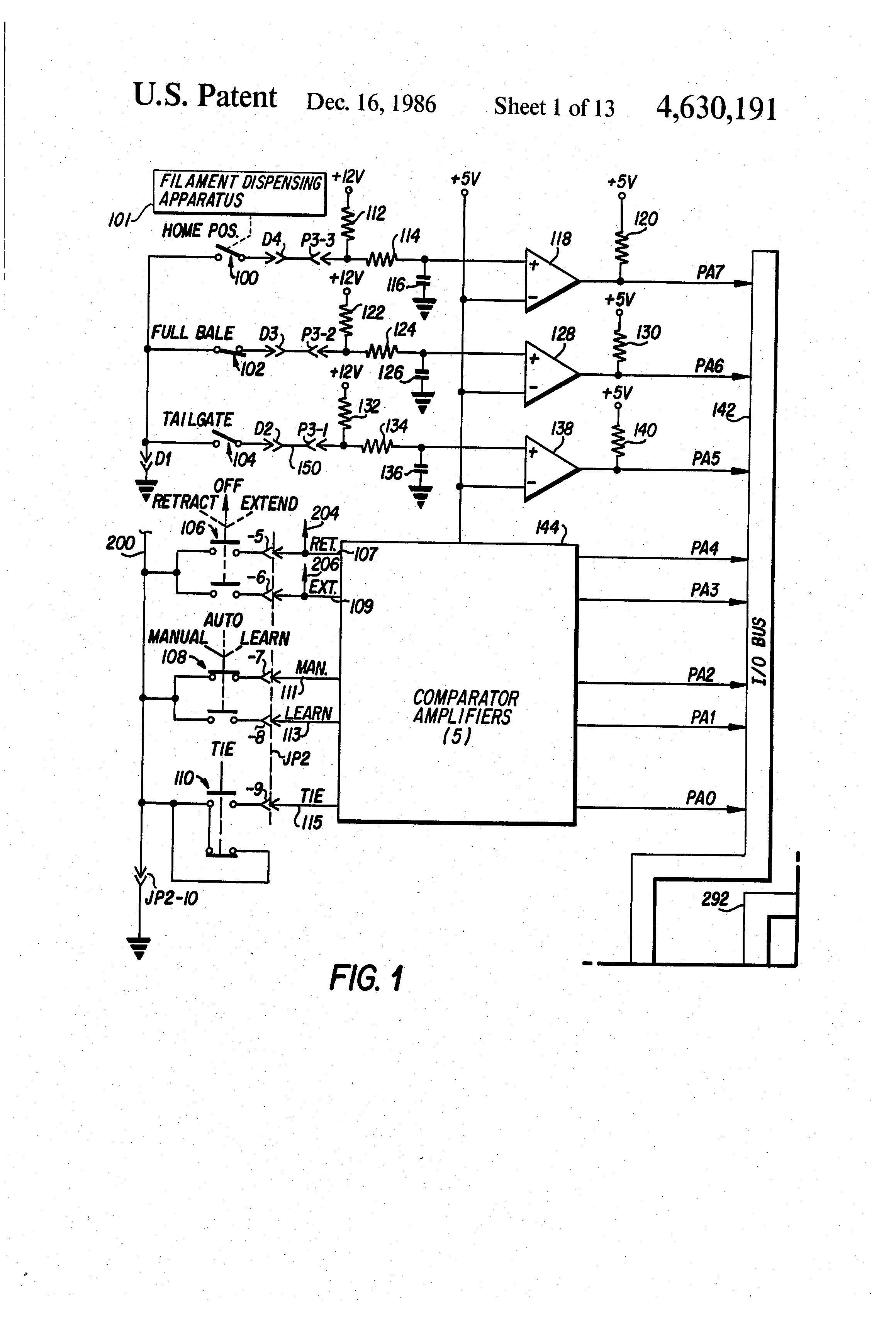[WRG-2891] 6610 Ford Tractor Wiring Diagram