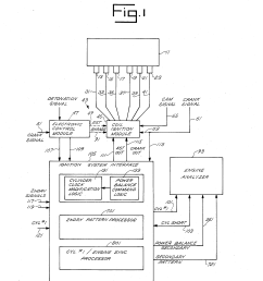 patent us4644284 distributorless ignition system interface for  [ 2320 x 3408 Pixel ]