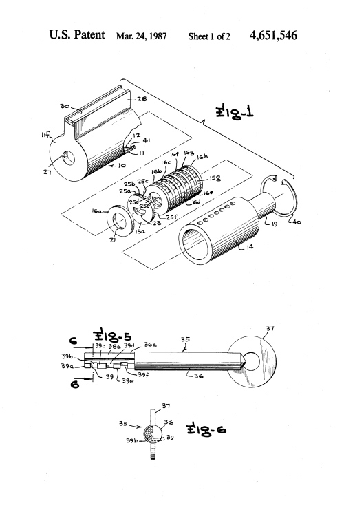 small resolution of s g disc pin tumbler hybrid