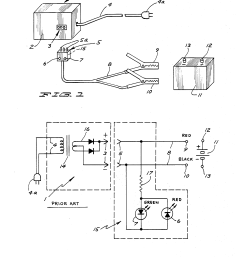 us4654575 1 patent us4654575 ripple detecting polarity indicator for battery schumacher battery charger se 5212a [ 2320 x 3408 Pixel ]