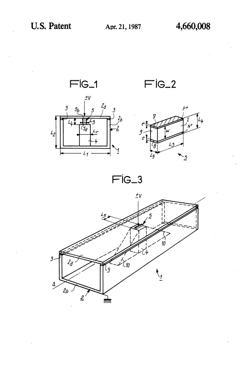 small resolution of brevet us4660008 pin diode switch mounted in a ridge waveguide google brevets