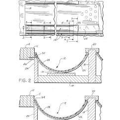 Bowling Lane Dimensions Diagram Neutral Safety Switch Wiring Patent Us4796887 Gutter Google Patents