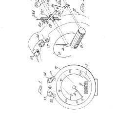 Kienzle Tachograph Wiring Diagram 2002 Renault Clio Airbag Patent Us4858135 And Vehicle Speed Control