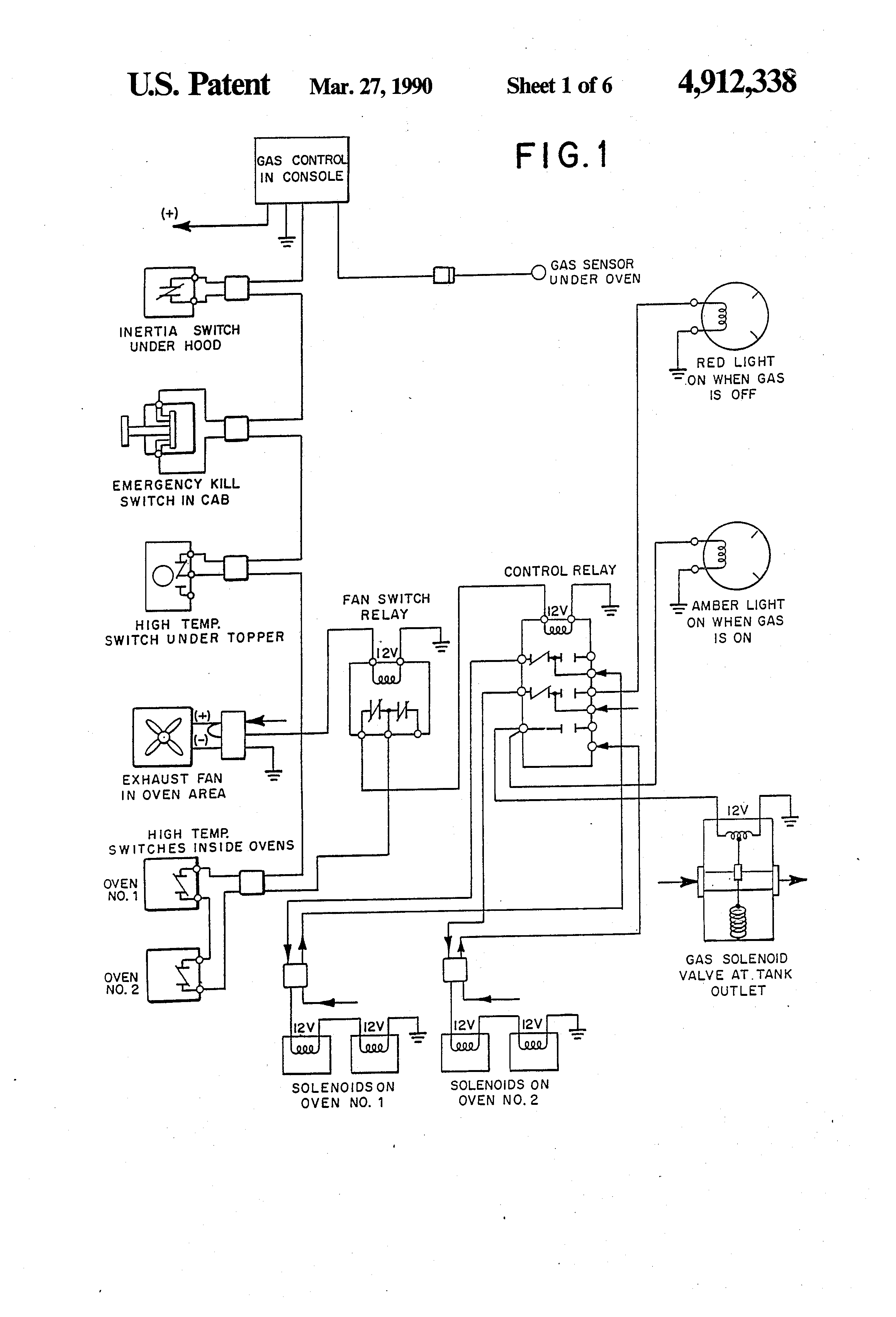Ansul Wiring Diagrams