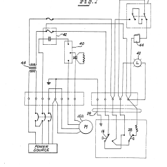 Septic Pump Alarm Wiring Diagram A Doorbell Patent Us4919343 Anti Flooding Sewage Grinder