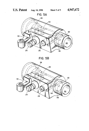 Patent US4947672  Hydraulic pression tool having an improved relief and release valve