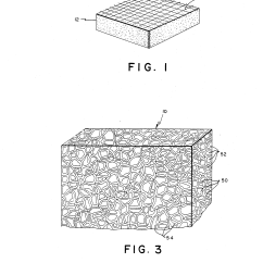 Composite Cell Diagram Wiring For Thermostat Patent Us4957798 Open Foam Structure