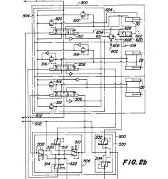 john deere 310 hydraulic schematic diy enthusiasts wiring diagrams u2022 john deere skid steer john [ 2320 x 3408 Pixel ]