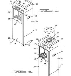 water cooler dispenser diagram water get free image [ 2320 x 3408 Pixel ]