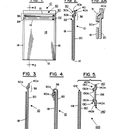 patent us5077001 tamper evident sealing system for envelope having special characteristics google patenten [ 2320 x 3408 Pixel ]