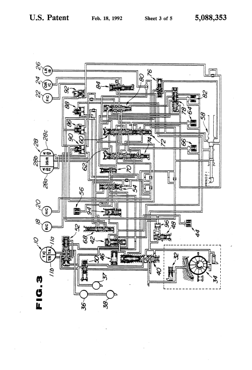 small resolution of a4ld transmission diagram on 6r140 transmission wiring diagram