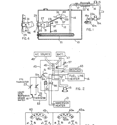 patent us5105063 fuel heating system utilizing a liquid level module wiring diagram thermistor fuel sending wiring diagram [ 2320 x 3408 Pixel ]