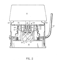 13 Terminal Meter Socket Wiring Diagram Ho Dcc Patent Us5145403 Safety Cover For Google