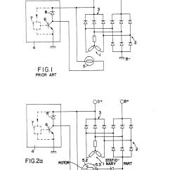 Generator Avr Circuit Diagram Fender American Standard Strat Wiring Sx440 Voltage Regulator