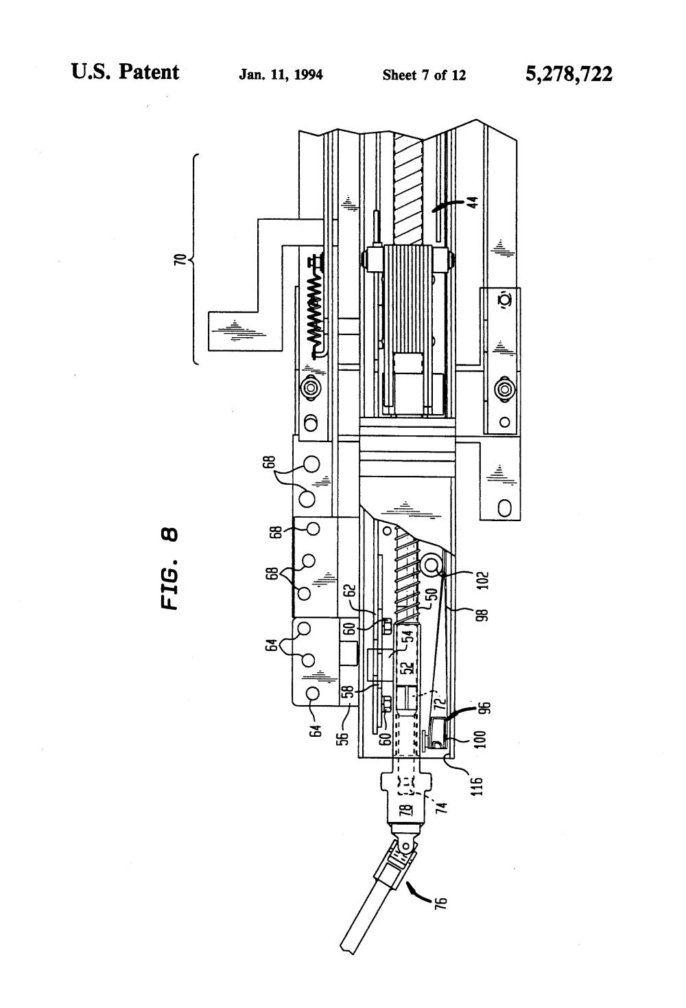 medium resolution of  fuse box diagram 1999 ford expedition triton v8 patent drawing