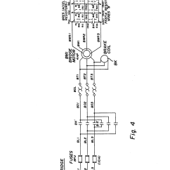 Electric Hydraulic Pump Wiring Diagram Wall Outlet Diagrams Patent Us5350076 - Bridge Crane Motor Control System Google Patents