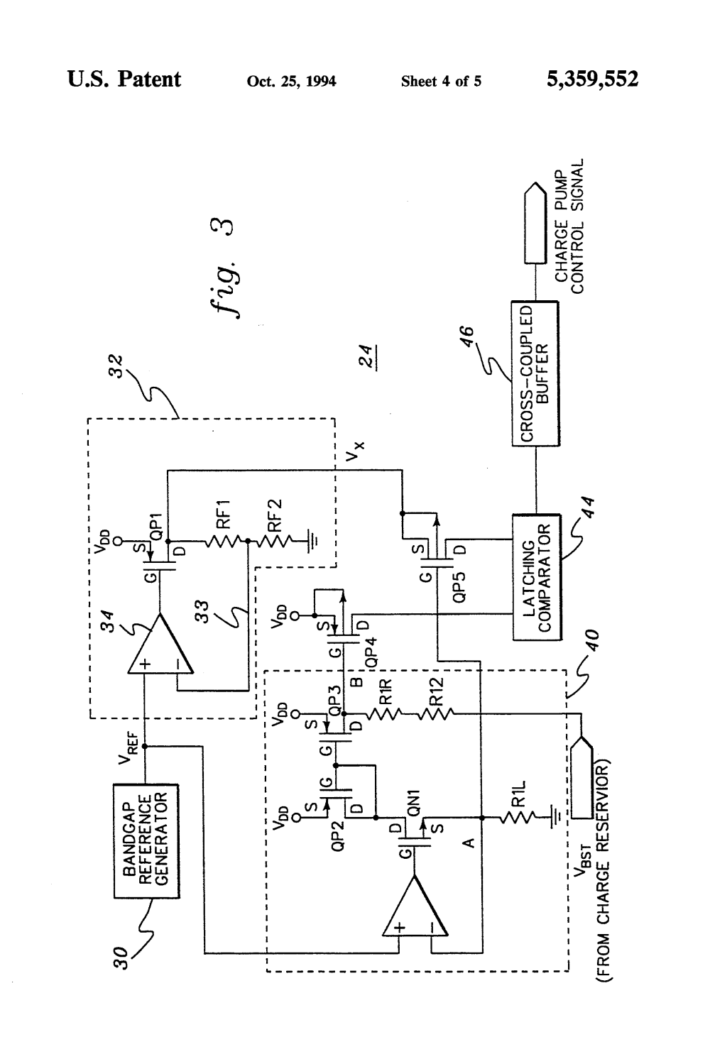 medium resolution of patent us5359552 power supply tracking regulator for a memory power generator google patents on wiring a sub panel for generator