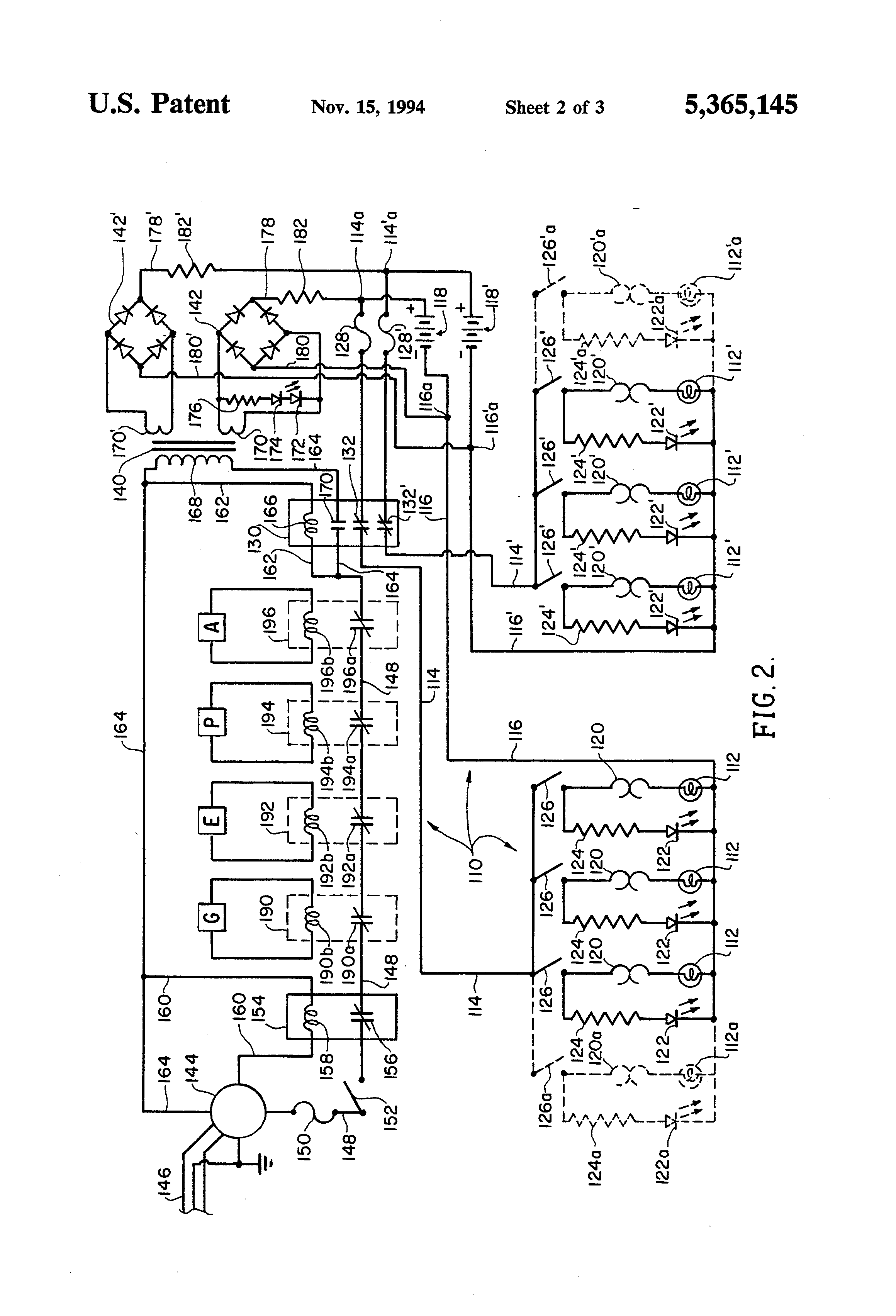 US5365145 2?resize\\\\\\\=665%2C977 i32 iota emergency ballast wiring diagram emergency ballast 4 iota i32 emergency ballast wiring diagram at gsmx.co