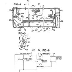 Electric Heat Wiring Diagram Wye Start Delta Run Motor Space Heater 36