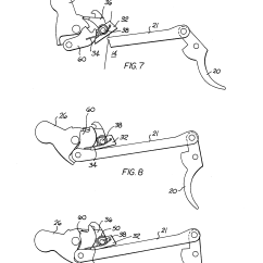 Generic Semi Auto Handgun Parts Diagram Gooseneck Plug Wiring Automatic Pistol Jericho 941