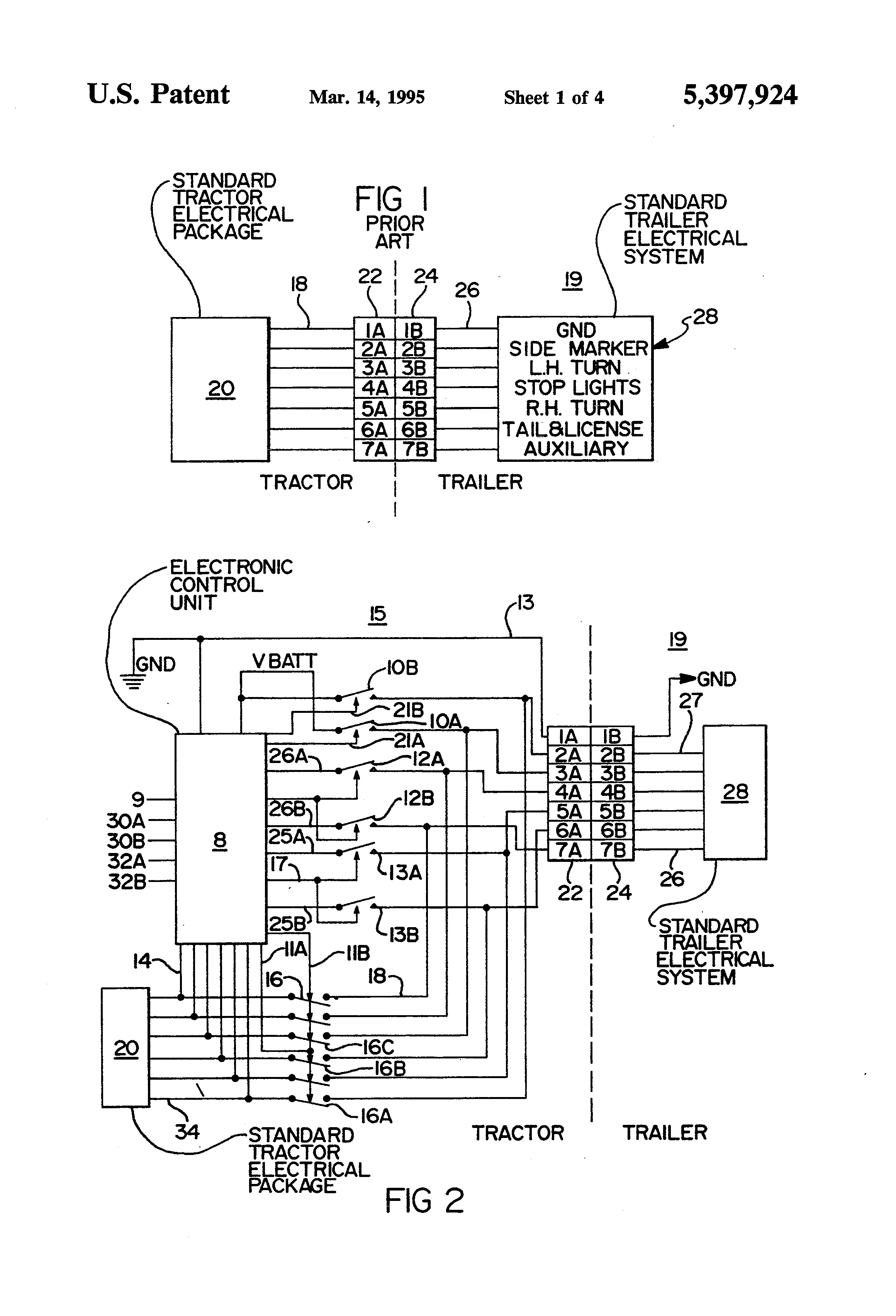 Wabco Trailer Abs Wiring Diagram : 32 Wiring Diagram