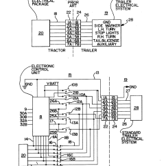 E Trailer Wiring Diagram 3 Chambered Heart Wabco Abs Get Free Image About