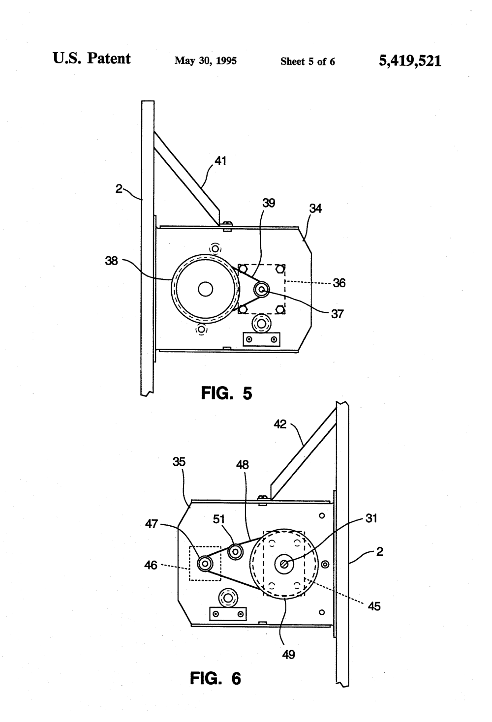 medium resolution of patent us5419521 three axis pedestal google patentsuche on car wiring