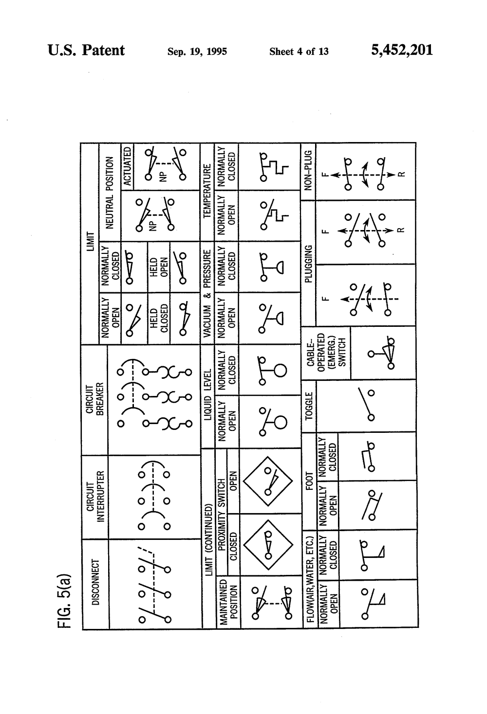 medium resolution of patent us5452201 industrial controller with highly for automotive electrical wiring diagrams symbols