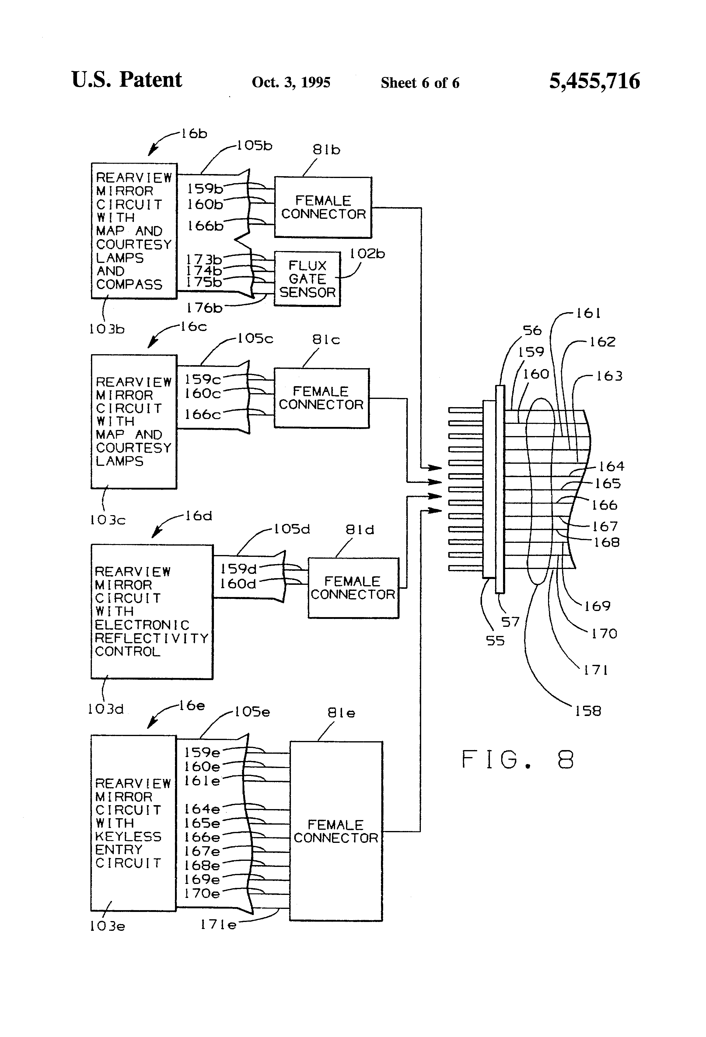US5455716 7?resize\\=665%2C977 wiring diagram for bello electric firep mod wiring wiring  at eliteediting.co